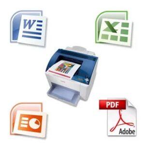 Печать любых файлов с любых носителей Бабушкинская Медведково Свиблово Ярославское шоссе Проспект Мира